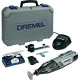 Dremel 8200-2 / 45 - Multitool (10.8 V, 2 accessories, 45 accessories with Li-ion battery)