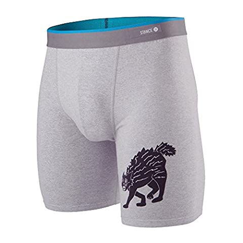 Stance Del Mar Boxer Shorts Small Whiskey Cat