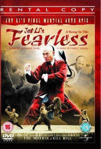 Fearless [DVD] by Jet Li