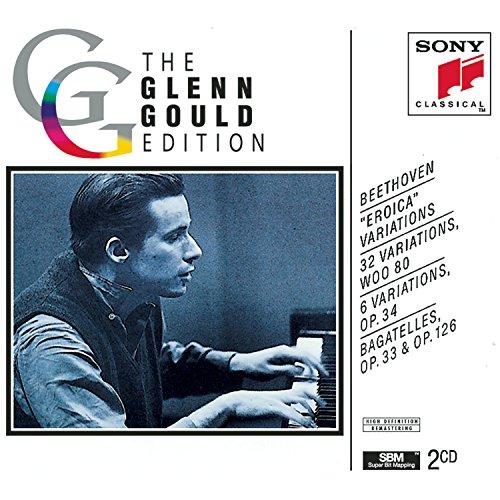 BEETHOVEN - Gould - Variations, Bagatelles