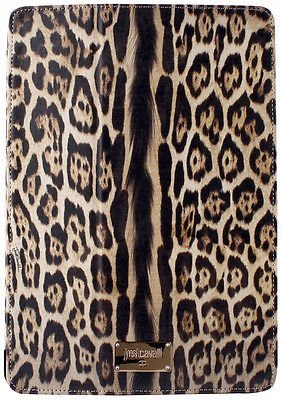 Just Cavalli by Puro Cover Schutzhülle Apple iPad Air 1 Kunstleder Leopard...