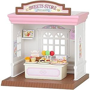 tienda animales: Sylvanian Families-8718637028893 Animales Tienda de dulces Epoch para Imaginar 5...
