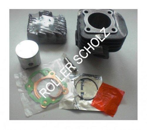 70 Ccm Kolben (Zylinder und Kolben 70 ccm Sport Adly HER CHEE Super Sonic 50 Typ:TB50 Minarelli China 10mm 2T AC)