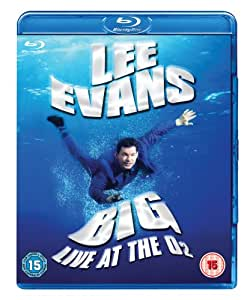 Lee Evans: Big - Live At The 02 [Blu-ray]