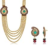 Ava Traditional Jewellery Set for Women ...
