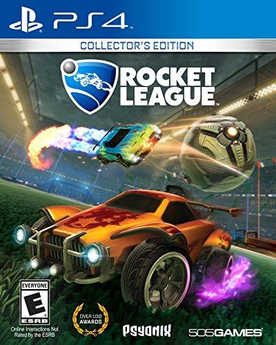 505 Games Rocket League PS4 Coleccionistas PlayStation 4 vídeo – Juego (PlayStation 4, Racing, Modo multijugador, E (para todos)) 51Rne6waRLL