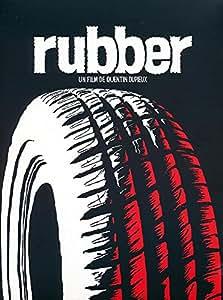 Rubber [Édition Collector Limitée et Numérotée] [Import italien]