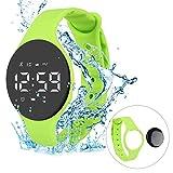 RCruning-EU Smartwatch Schrittzähler Fitness Armband Wasserdicht IP68 Aktivitätstracker,Schrittzähler,Kalorienzähler Ohne Bluetooth für Damen Kinder Herren Ohne App Handy-Green