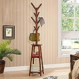 YMJ Garderobe Garderobenständer Amerikanischen Stil Artikel Platziert Rack Stehen Hängen Aufhänger Schlafzimmer Wohnzimmer Moderne Einfachheit Stehende Kleiderbügel 191 * 45 cm (Farbe : 1#)