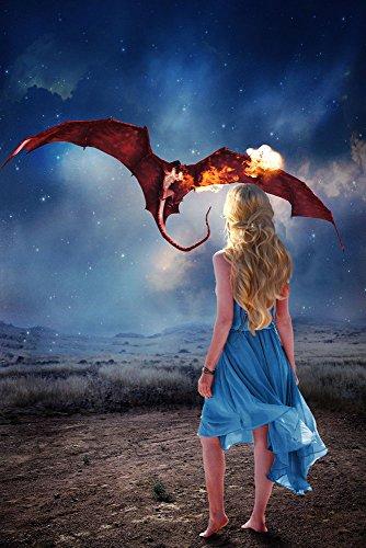 Liliana Sanches, Poster Dragon Queen 2+ accessori