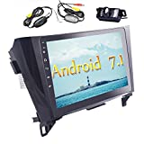 Wireless Rear-Kamera inklusive! EinCar 10,1 Zoll-Auto-Stereo für Nissan X-trail / Qashqai (2014-2016) -Android 7.1 Nougat Quad-Core in der Schlag-Autoradio Headunit Unterstützung GPS Sat Navi WIFI Bluetooth Autoradio FM AM RDS-Radio 3G 4G Bildschirm Mirroring