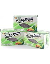 Tropical Naturals Dudu Osun Black Soap 150g x 3 by Dudu Osun