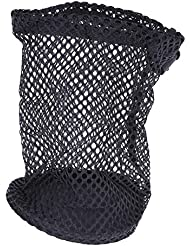 Broadroot 1pcs Golf Balle de tennis de transport support de stockage de filet en nylon filets Sac pochette