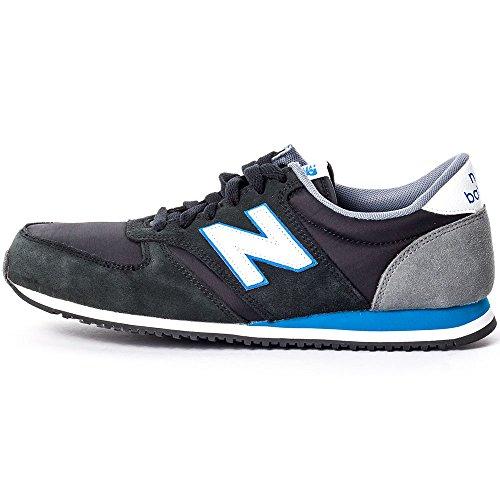 New Balance , Sneakers Basses mixte adulte Noir - noir