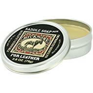 Bickmore Saddle Soap Plus 79g - Leather Cleaner & Conditioner With Lanolin