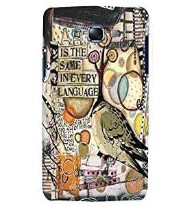 Citydreamz Abstract Art Hard Polycarbonate Designer Back Case Cover For Samsung Galaxy Grand Neo/Grand Neo Plus I9060I