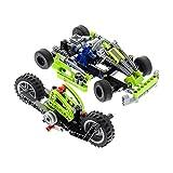 Bausteine gebraucht 1 x Lego Technic Set Modell Nr. 8256 Super Kart Rennauto Lime grün Car Auto Racer Technik 8260 Motorrad Incomplete unvollständig