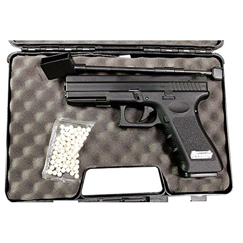 Softair HFC Pistole G17Super Spektrum Gasdruckfeder Semi Automatische (0,5Joule) (Semi-automatische Pistole)