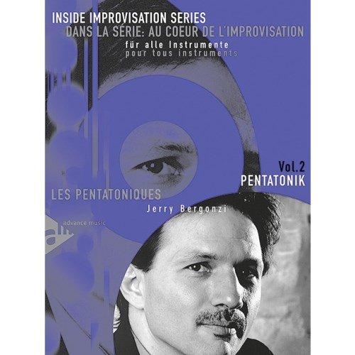 Inside Improvisation Series - Pentatonik Vol. 2 mit CD