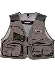 Fly fishing vests sports outdoors for Fishing vest amazon