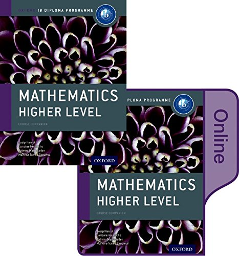 Ib course book: higher level maths. Per le Scuole superiori. Con e-book. Con espansione online (Ib Course Companions) por Josip Harcet