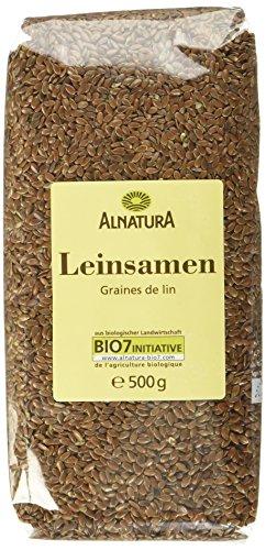 Alnatura Bio Leinsamen, 500 g -