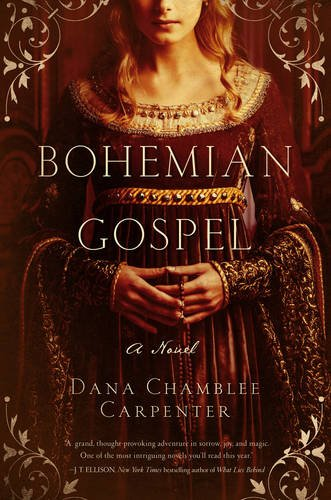Bohemian Gospel - A Novel Cover Image