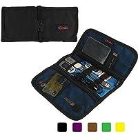 Teckone universale Organizer Portable WD My Passport Ultra/Samsung M3/Seagate Backup Plus/Toshiba duro 1TB, la Banca di potere / adattatore, navetta Drive USB/Storage Battery Wrap accessori Elettronica Custodia da viaggio Borse Custodia Case
