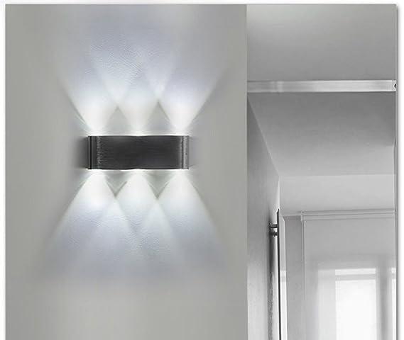 dong Lampada da Parete Stile Moderno in Alluminio LED, Luci da Muro ...
