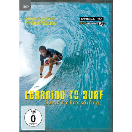 Learning to surf (Surf Filme, Dvd)