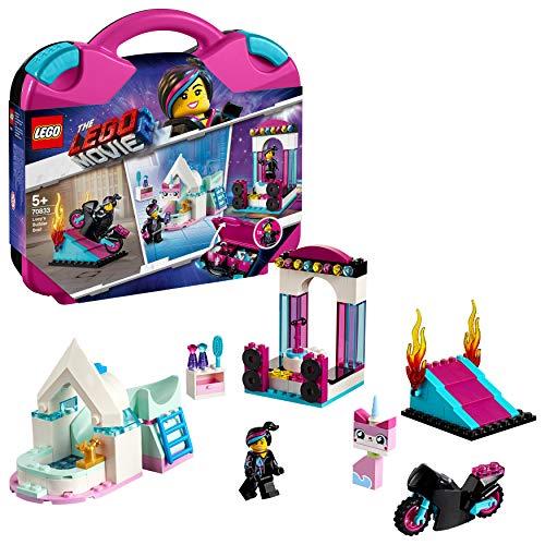 LEGO La LEGO Película 2 - Caja Constructora Lucy