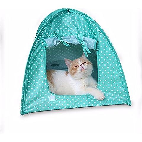 WNX-Pet pieghevole Casa cat cat tenda Casa