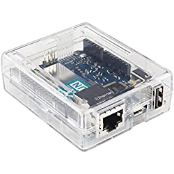 Arduino YUN Caso Caja clara transparente caja del ordenador