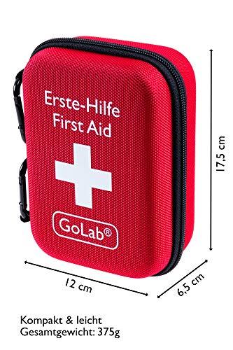 Erste Hilfe Set Outdoor, Sport & Reisen für die optimale Erstversorgung - 7