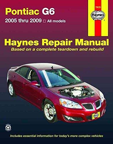 pontiac-g6-automotive-repair-manual-by-tim-imhoff-published-april-2010