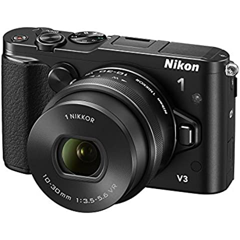 Nikon Serie 1 - Cámara evil de 18.4 MP (pantalla táctil de 3