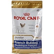Royal Canin C-09006 Bulldog Frances Junior - 3 Kg