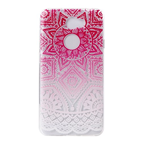 Coque Huawei Y5 II / Huawei Y5 2 (5.0 Pouces), Anlike Housse Etui Silicone Gel / Protection Full Silicone Souple Ultra Mince Fine Slim Transparente Souple Coque De Protection Pour Huawei Y5 II / Huawei Y5 2 (5.0 Pouces) - image -008