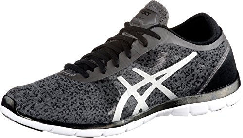 Asics Gel-Fit Nova, Running women Noir