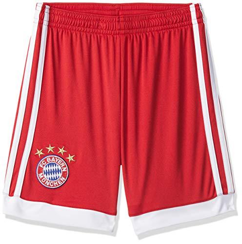 Adidas FCB H SHO Y Pantalón Corto-Línea FC Bayern