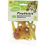 Fruttibio Bio Fruchtgummi Schnuller, vegan, 75 g