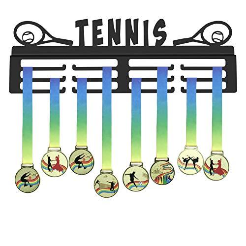 WEBIN, Porta medaglie per Tennis, medaglie Sportive, trofei di Tennis, premi e Supporti in Metallo