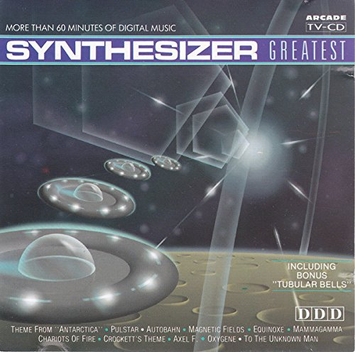 Synthesizer Greatest Hits Volume 1