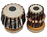 SG Musical Tabla with Black Carry Bag, Cushion and Cover
