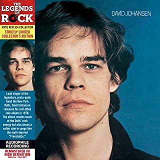 David Johansen by David Johansen (B00872S5PA) | Amazon Products