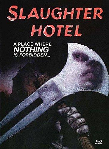 Slaughter Hotel (Das Schloss der blauen Vögel) - Uncut/Mediabook (+ Bonus-DVD) [Blu-ray] [Limited Edition]