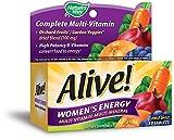 Nature's Way, Alive!, Frauen-Energie, Multivitamin · Multimineral, 50 Tabletten