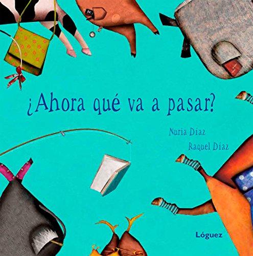 Rym. ¿Ahora Que Va A Pasar? (Cartone) (Rosa y manzana) por NURIA DIAZ REGUERA