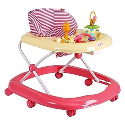 Strollers NAUY @ Walker bebé 6/7-18 Meses niños del bebé de bebé y los Pasos Plegable de los niños de múltiples Funciones Anti-vuelco Sillas de Paseo