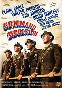 Command Decision [Import USA Zone 1]